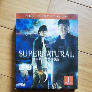 SUPERNATURAL スーパーナチュラル <ファースト> セット 1/ジャレッドパダレッキジェンセンアクレス