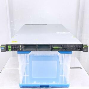 @SM256 鯖祭り オンプレミス 秋葉原万世商会鯖本舗 本格1U 特価品 Fujitsu RX200 S7 Xeon-E5-2637/Mem-8G/146Gx2/8SFF