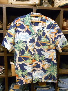 MADE IN HAWAII WINNIE FASHION ALOHA SHIRTS SIZE L? ハワイ製 ウィニー ファッション アロハ シャツ 半袖 ハワイアン アメ車