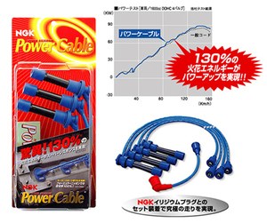 ★NGK パワーケーブル★RVR N13W/N23W 前期 用 即決特価!