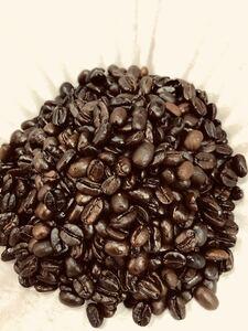アイスカフェ・ラテ用 フレンチローストコーヒー豆 100g×2袋 オーダー焙煎珈琲豆 送料無料 お試し用