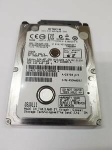 日立HDD SATA 320GB ノートPC用 2.5inch  [320GB 7mm]