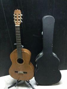 T.MATSUOKA LUTHIER クラシックギター MODEL NO M40 JAPON