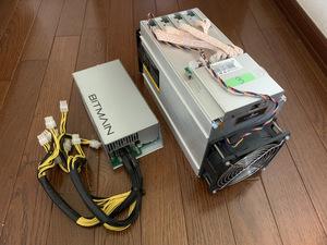 【マイニング】Bitmain Antminer L3++ 電源ユニット付