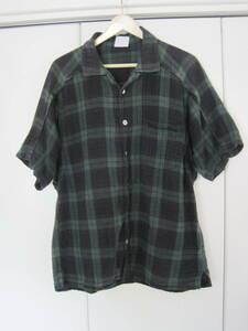 初期 グッドイナフ GOODENOUGH  オープンカラーシャツ M