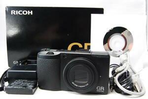◆RICOH リコー GR DIGITAL III コンパクトデジタルカメラ 07Y63605921