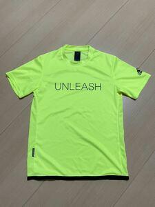 adidas トレーニングウェア UNLEASH イエロー サイズM