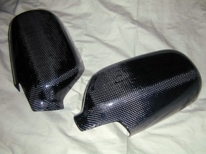 Legacy B4 BE5 BE9 Legacy Touring Wagon BH5 BH9 * carbon door mirror cover # made in Japan real carbon high quality