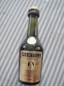 古酒★MARTELL COGNAC ブランデーミニボトル特級
