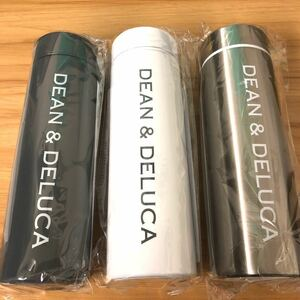 ディーンアンドデルーカ DEAN &DELUCA ステンレスボトル 3色セット