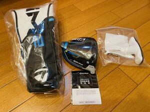 ★新品即抜き テーラーメイド SIM2 MAX シム2 マックス 10.5° ドライバー ヘッド単品 日本仕様 ★
