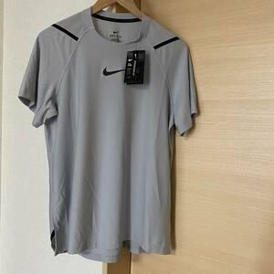 新品 NIKE PRO Tシャツ Lサイズ CU4990 ナイキ ランニング トレーニング DRI-FIT 半袖シャツ 送料込 速乾 ドライフィット ナイキプロ