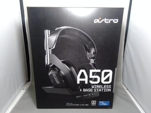 Logicool A50WL-002 ASTRO A50 Wireless Headset/BASE STATION [ゲーミングヘッドセット+ベースステーション]