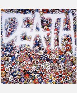 村上隆 DEATH FLOWER ポスター 300枚限定 MURAKAMI TAKASHI カイカイキキ お花