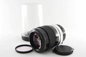Nikon 非Ai NIKKOR-Q・C Auto 135mm F2.8 #417131