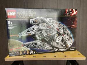 レゴ(LEGO) スター・ウォーズ ミレニアム・ファルコン(TM)【新品未開封 送料無料】75257
