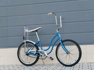 Vintage Bicycle Schwinn Lil Chik Schwin Realched 1980 Americ Stingray Stingley Original Goat