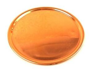 新光金属(Sinkoukinzoku) 銅製トレイ 24cm 846745AA-247C