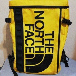 THE NORTH FACE ヒューズボックス 30L イエロー 黄色