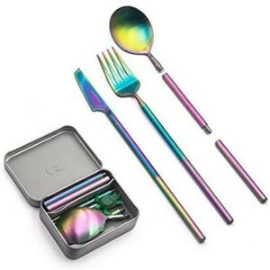 Outlery アウトラリー 新品 コンパクトカトラリーセット キャンプ
