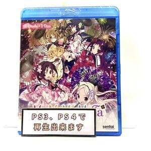 【送料無料】 新品 ハナヤマタ Blu-ray 北米版ブルーレイ
