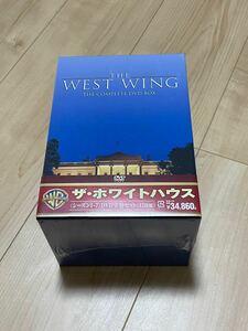 ザ・ホワイトハウス シーズン1-7 DVD全巻セット〈42枚組〉