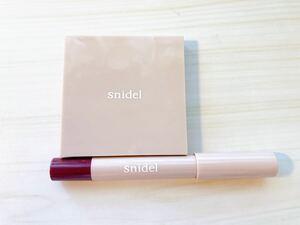 snidel アイシャドウパレット+クレヨンアイカラー sweet付録 (アイライナー)(スナイデル)