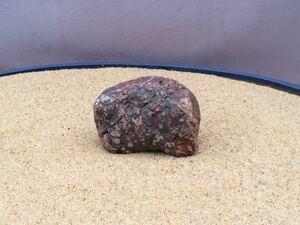 水石 自然石 天然石 ウブ石 盆石 鑑賞石 探石 庭石 盆栽 レイアウト アクアリウム 水槽 s328