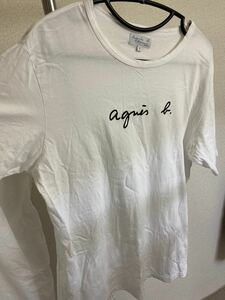 アニエスベーTシャツ