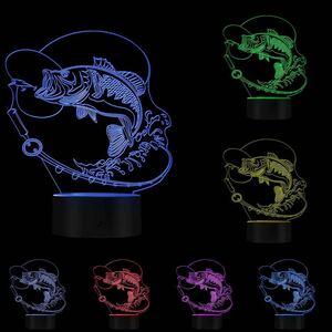 新品 LED ライト スタンド 釣り 6色 照明 電気 バス ルアー オシャレ インテリア 赤字 ラスト一点 1円スタート!!
