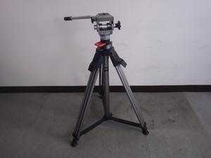 92【S.R】velbon ベルボン PH-185 WX-851 大型 三脚 カメラ三脚 香川発