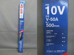 ボッシュ 輸入車専用 ワイパー トップインプスプラス 10V V-50A 500mm
