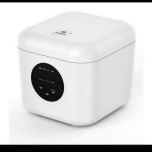 (モーソー)ME10 多機能炊飯器 4合 8種類の調理メニュー タッチセンサー式