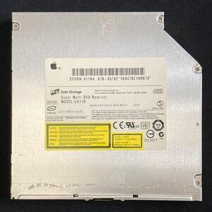 Apple純正 DVDスーパーマルチドライブ ジャンク品 SATA Macパーツ