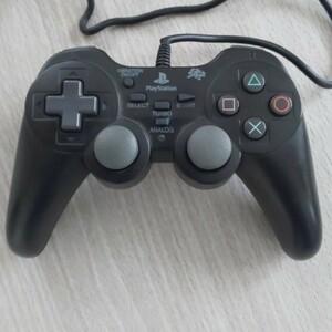 PS2 2ですよー! コントローラー ブラック 要確認事項有