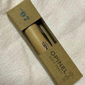 新品・未使用 オピネル No 7 ステンレス 折りたたみナイフOPINEL フランス製 STAINLESS フォールディングナイフ