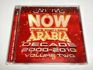 ★輸入盤CD Now That's What I Call Arabia Decade 2000-2010 Vol.2