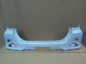 ライズ ロッキー A200A A210A A200S A210S リアバンパー 52159-B1310 R3年 W25 白 パール