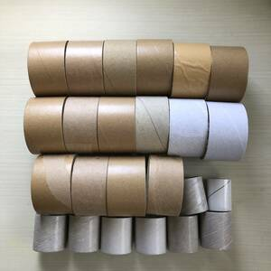 ■ガムテープの芯★ダクトテープの芯★材料 工作 ハンドメイド ペーパークラフト■