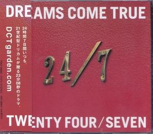 DREAMS COME TRUE / ドリームズ・カム・トゥルー / 24/7 -TWENTY FOUR / SEVEN- /中古CD!!47685
