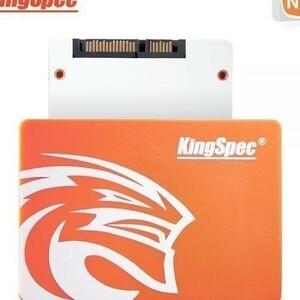 SSD KingSpec 【2018最新型】 240GB SATA3 / 6.0Gbps 内蔵型 2.5インチ NAND 3D QLC 新品未使用 P4-240