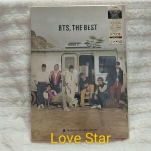 BTS,THE BEST ファンクラブ限定盤 フォトブックレット 2CD ステッカー BTS 防弾少年団 バンタン 開封済 未再生