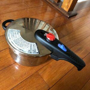 家庭用 圧力鍋 IH対応 ドウシシャ 3.5L ルミナス プラス