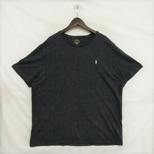 ポロ ラルフローレン サイズ XXL Tシャツ 半袖 トップス Polo Ralph Lauren ビッグサイズ 無地 古着 1JU1512