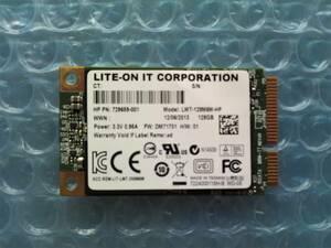 m-SATA SSD 128GB LITE-ON IT