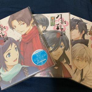 刀剣乱舞-花丸- (Blu-ray Disc) 刀剣乱舞 3点セット