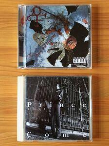 【CD】PRINCE/chaos and disorder・Come ★★匿名配送 送料無料