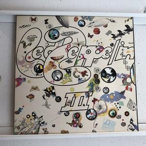LP Led Zeppelin III UKオリジ MAT 5/5 ICR