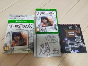 Xbox One サントラ付 Life Is Strange Limited Edition ライフイズストレンジ