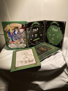 黒執事 Book of Circus III(完全生産限定版) [Blu-ray]中古品のご案内